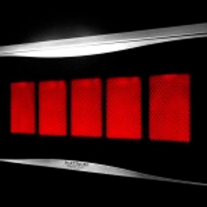 Bromic Platinum Smart-Heat Gas 5 Burner Radiant Heater
