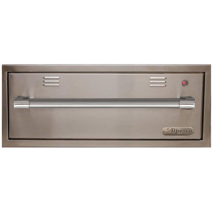 "Alfresco 30"" Warming Drawer - 110 Vac Powered"