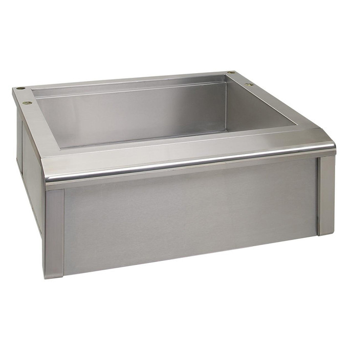 Alfresco 30 Inch Main Sink with Cutting Board (AGBC-30)