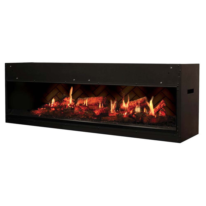 Dimplex Opti-V™ Duet Electric Fireplace