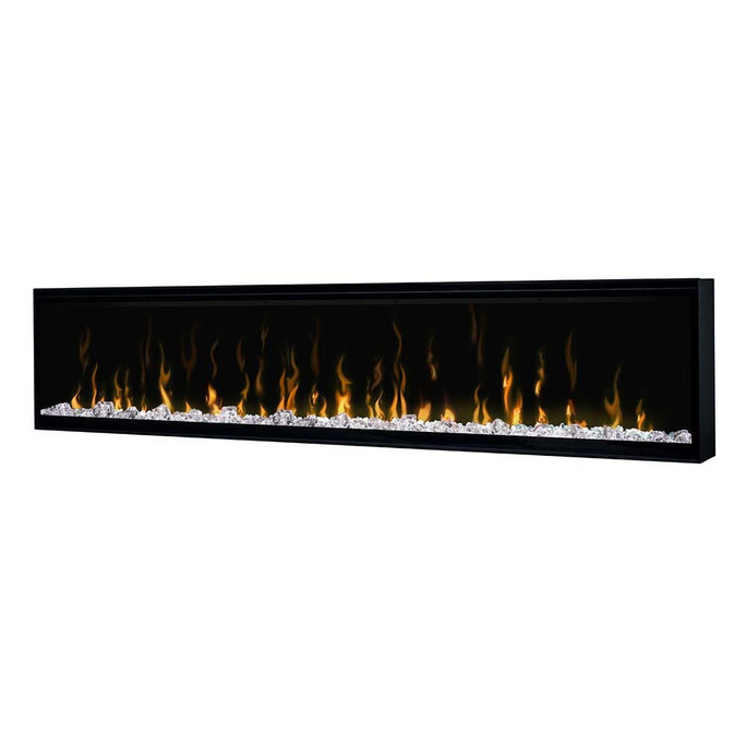 "Dimplex Ignite XLF 74"" Linear Electric Fireplace"