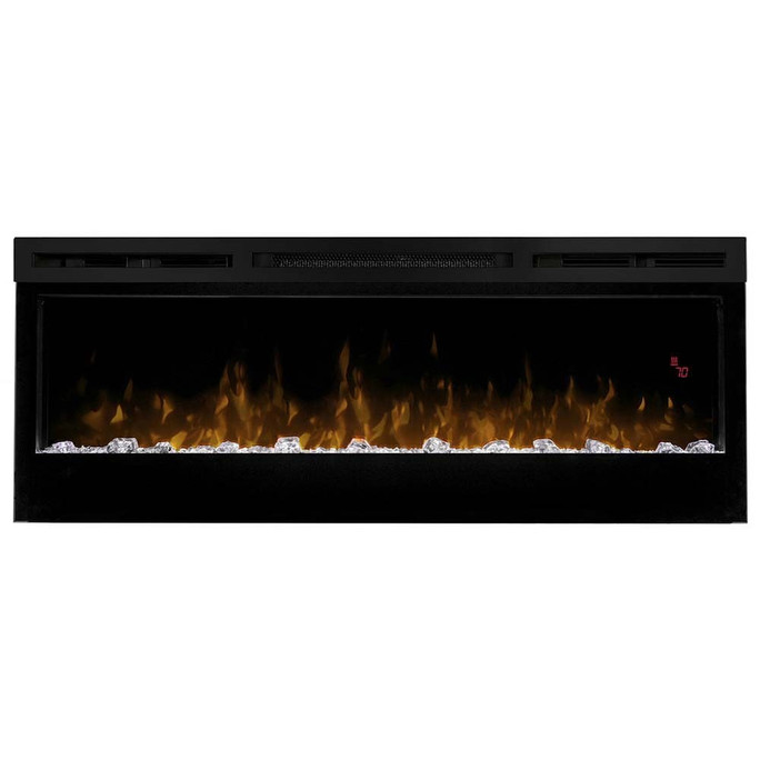 """Dimplex Prism Series 50"""" Wall-mount Electric Fireplace"""