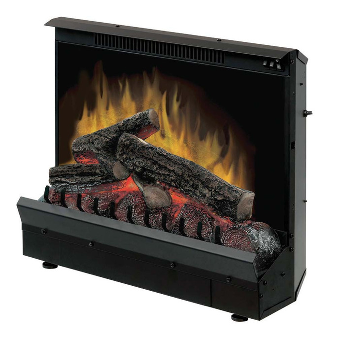 "Dimplex 23"" Standard Electric Fireplace Insert Electric Fireplace"