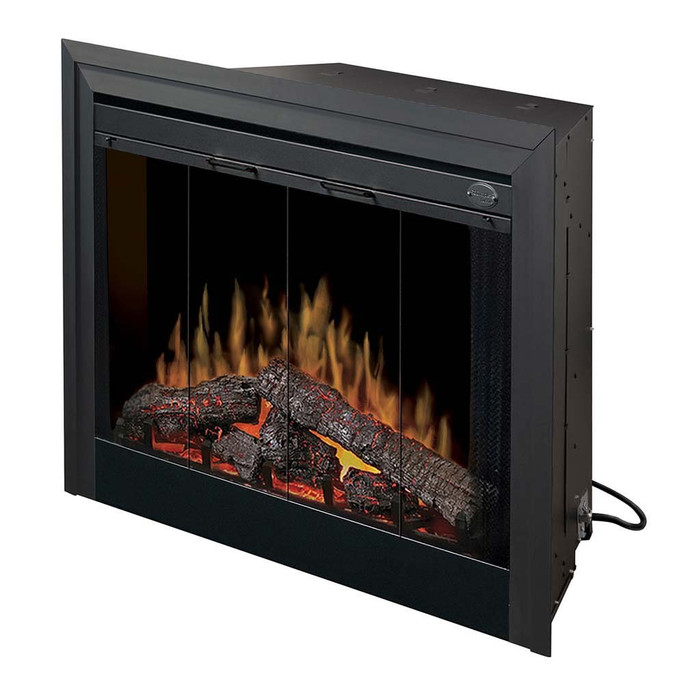 "Dimplex 39"" Standard Built-in Electric Firebox Electric Fireplace"