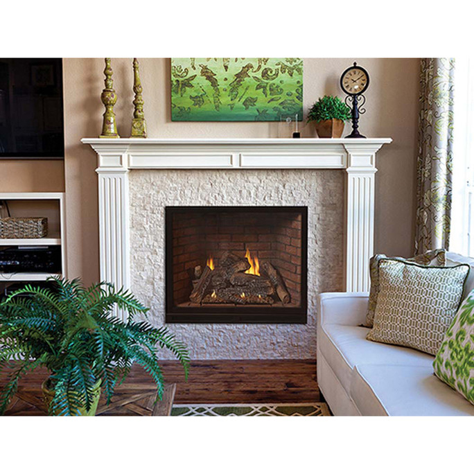 Empire Tahoe Clean-Face Direct-Vent Fireplaces