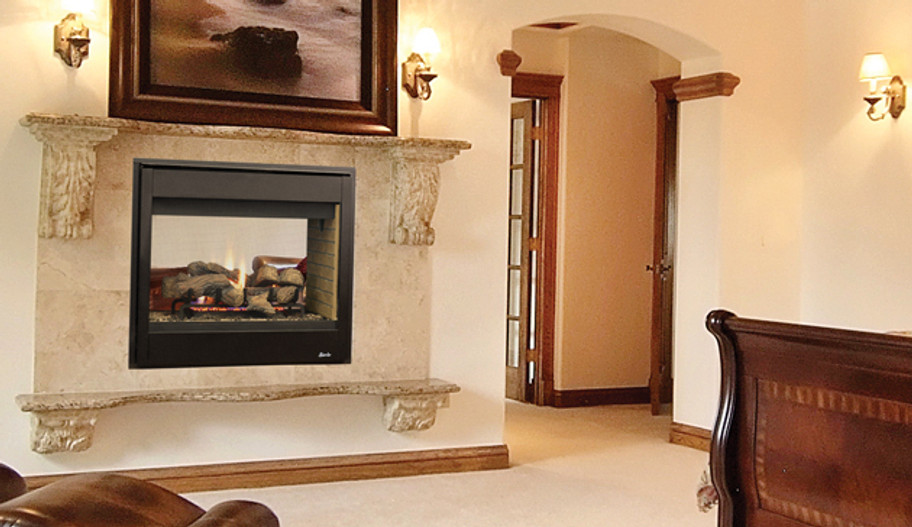 Superior BRT40ST 40 Inch B-Vent Fireplace