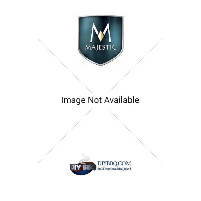 Majestic DVC300SD Decorative Black Mesh Glass Cover
