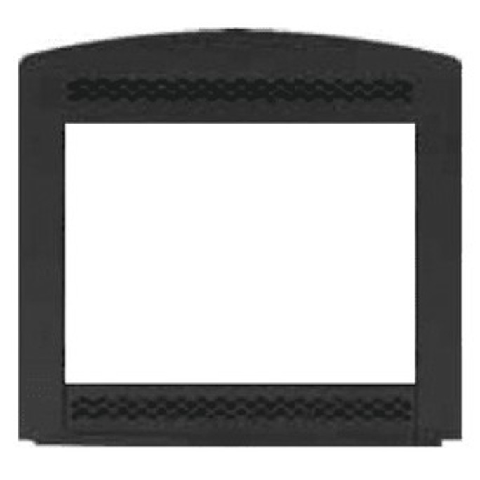 VD42AFB Black Arched Front Facing Lower Control Door
