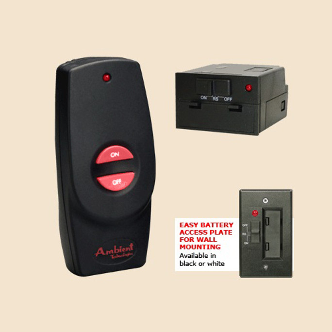 Monessen RCB Basic On-Off Remote Control