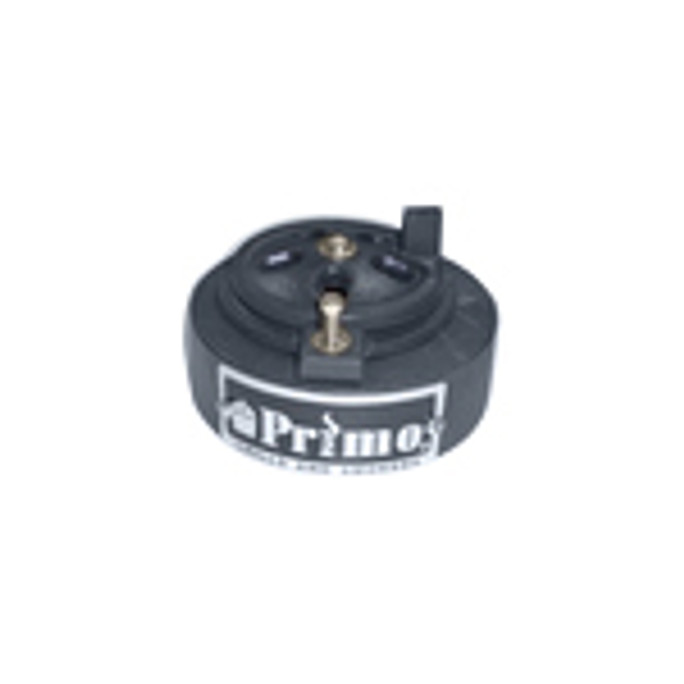 Primo Grills 177409 Cast Iron Chimney Top for Oval JR 200