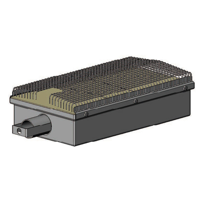Alfresco Stainless Steel Sear Zone Burner