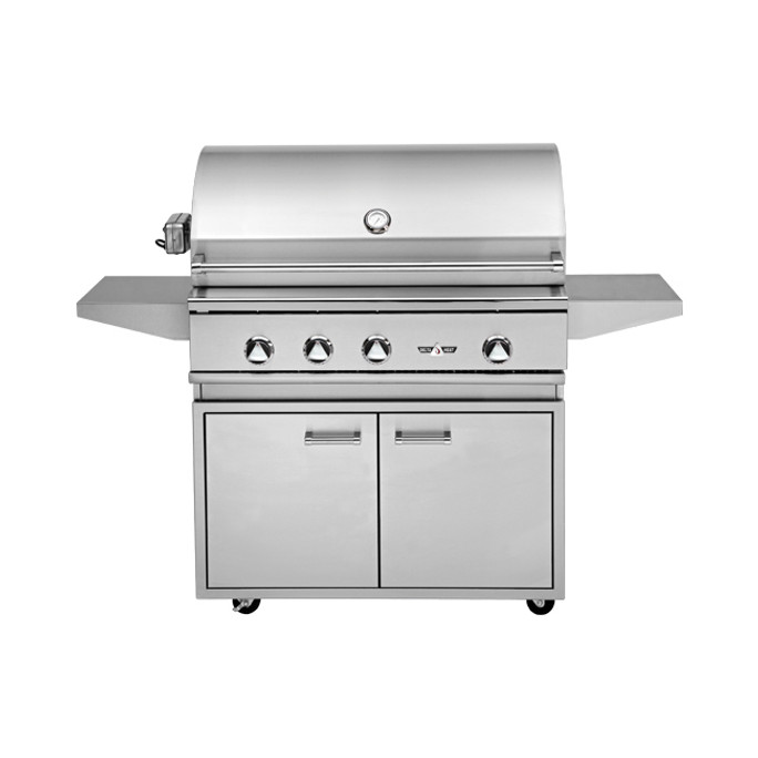 Delta Heat 38inch Freestanding Grill Base