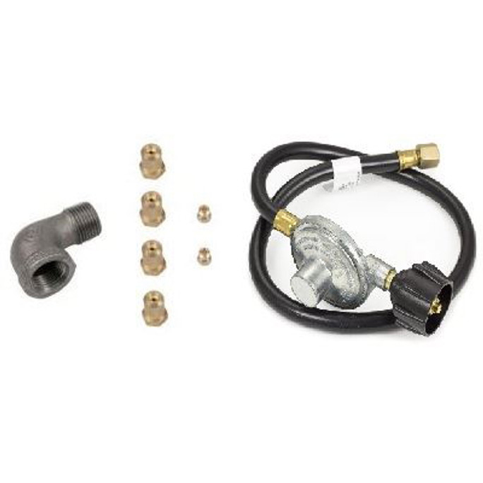 Delta Heat LP Conversion Kit for DHBQ, NG to LP