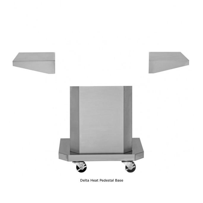 Delta Heat 26 Inch Pedestal Base
