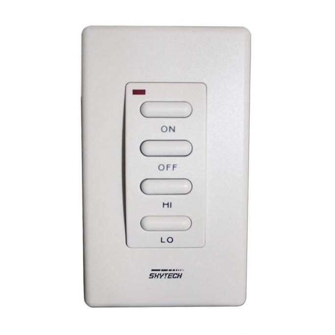 Firegear Wireless Wall Mounted On/Off/High/Low Switch