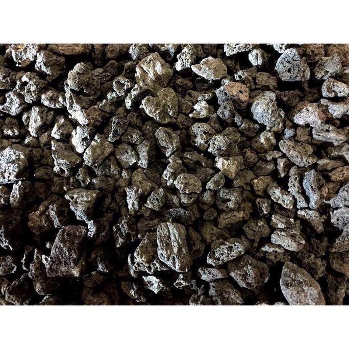 Firegear Black Lava Rock, 50 pounds