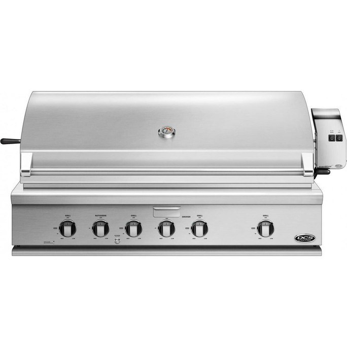 DCS 48 Inch Traditional Grill with Rotisserie