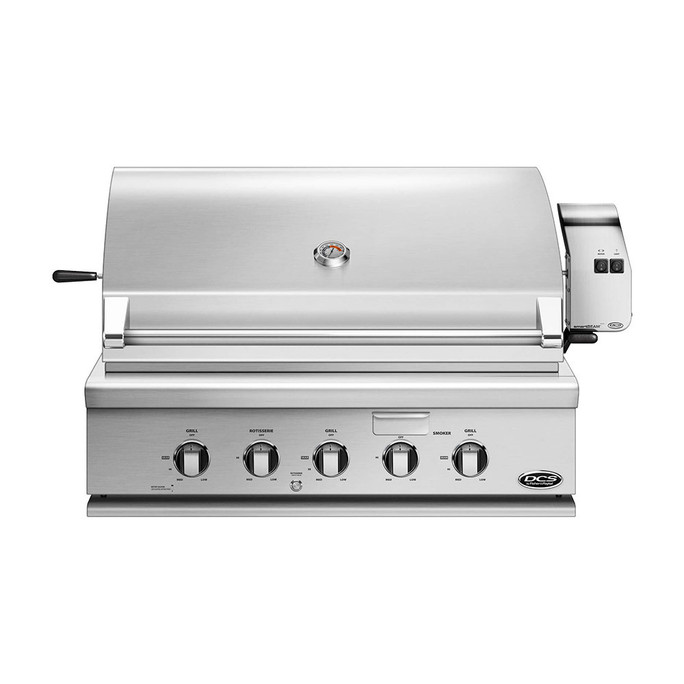 DCS 36 Inch Traditional Grill with Rotisserie