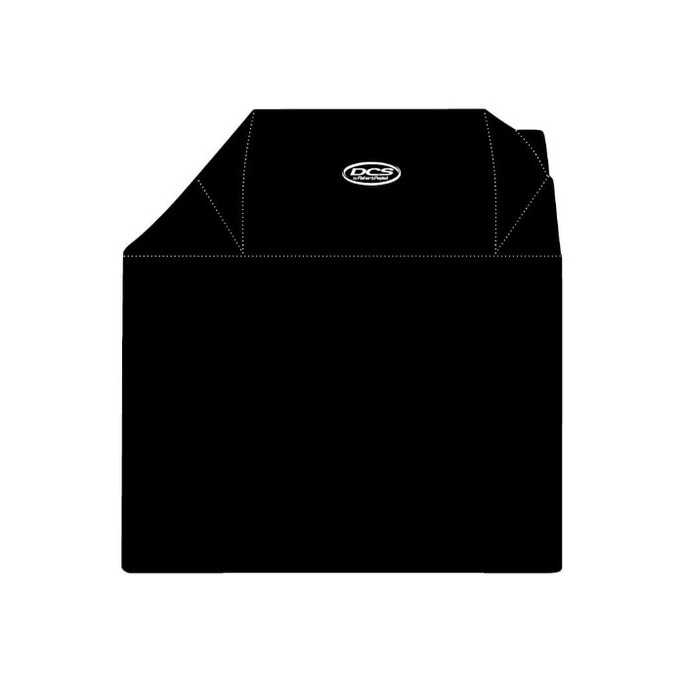 DCS Heritage Grill On-Cart with Side Burner Cover Series 7