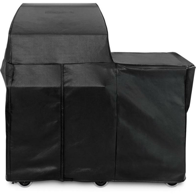 Lynx 30 Inch Grill Carbon Fiber Vinly Cover (Mobile Kitchen Cart)