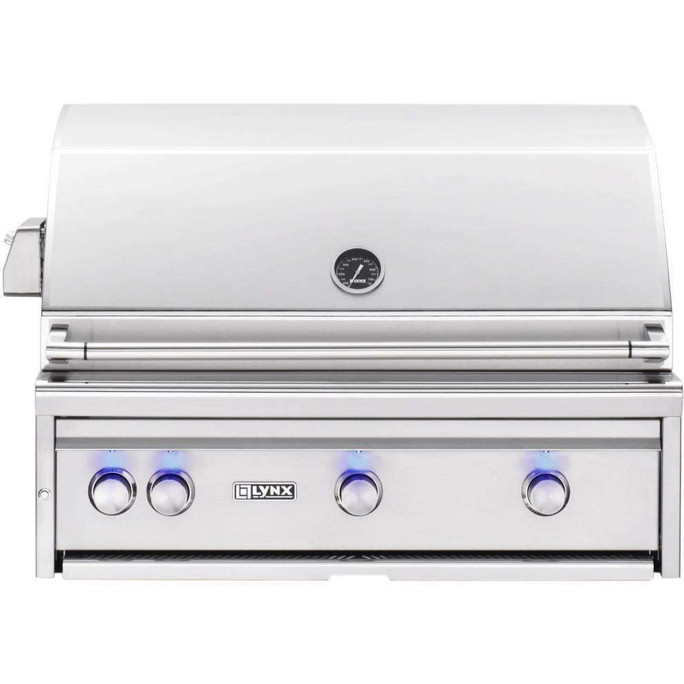 "Lynx 36"" Built-in Grills with Rotisserie (L36R-3)"