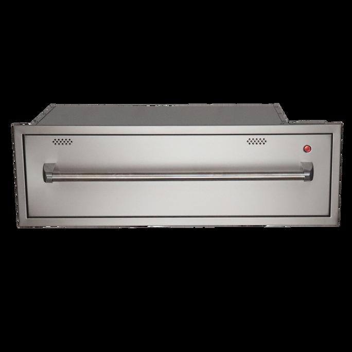 RCS Stainless Warming Drawer
