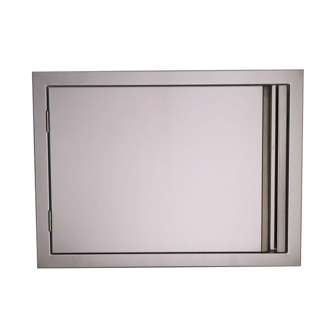 RCS Valiant Stainless Horizontal Door-Reversible
