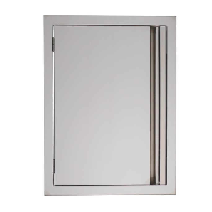 RCS Valiant Stainless Vertical Door-Large-Reversible