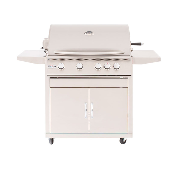 """Grill Cart for 32"""" Sizzler & Sizzler Pro (CART-SIZ32)"""