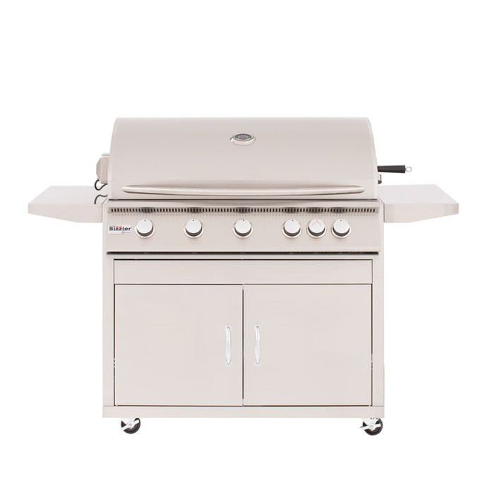 """Grill Cart for 40"""" Sizzler & Sizzler Pro (CART-SIZ40"""