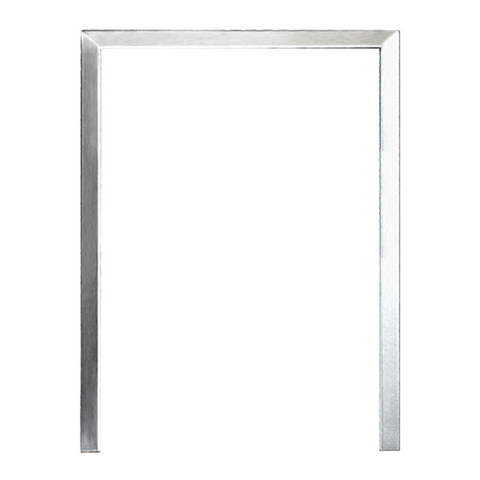 North American Stainless Steel Refrigerator Trim / Surround for SSRFR-21S, 21D, 21DR (SSRTK-21)