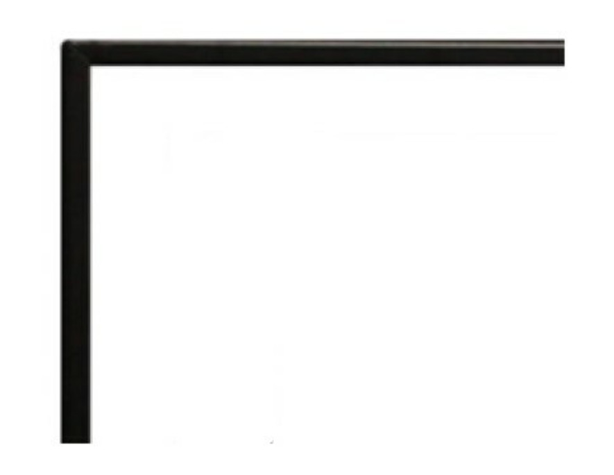 Empire DFSL30PBL Black Narrow Trim For Boulevard SL Linear Fireplace
