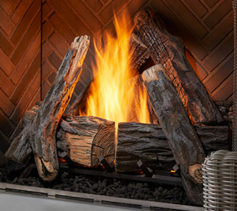 Majestic High Definition Log Set - HDLOGS-ODCOUG