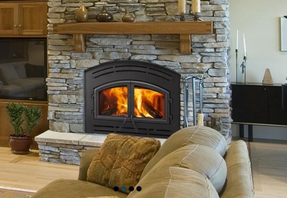 Majestic WARMMAJIC-II Wood Burning Fireplace EPA 2020 Certified