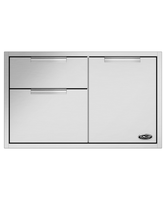 DCS 36-inch Built-in Access Drawers