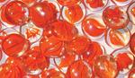 Speckled orange