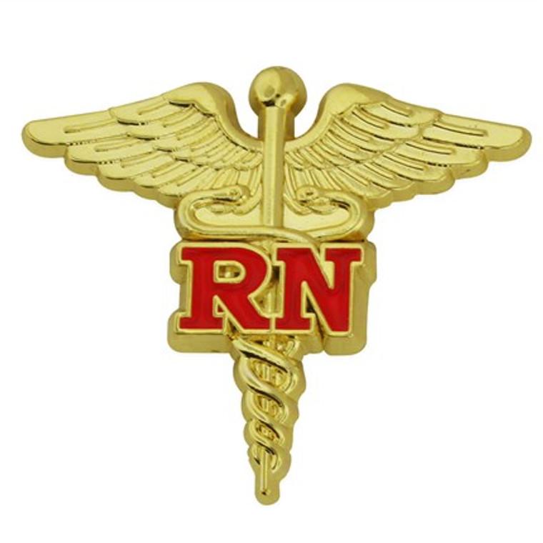 RN Emblem Pin