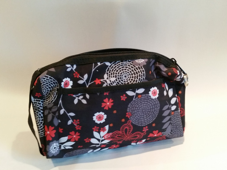 Floral Zippered Case 2