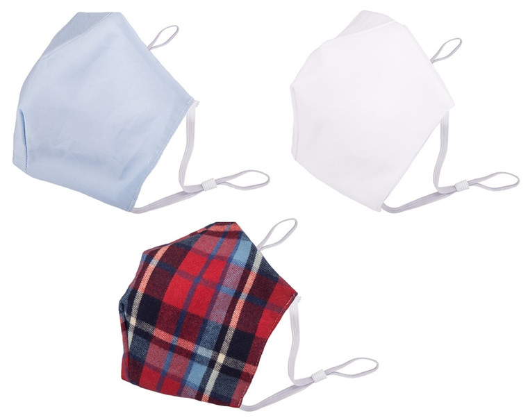 M1 Pleated Mask Variety Pack (3 masks)