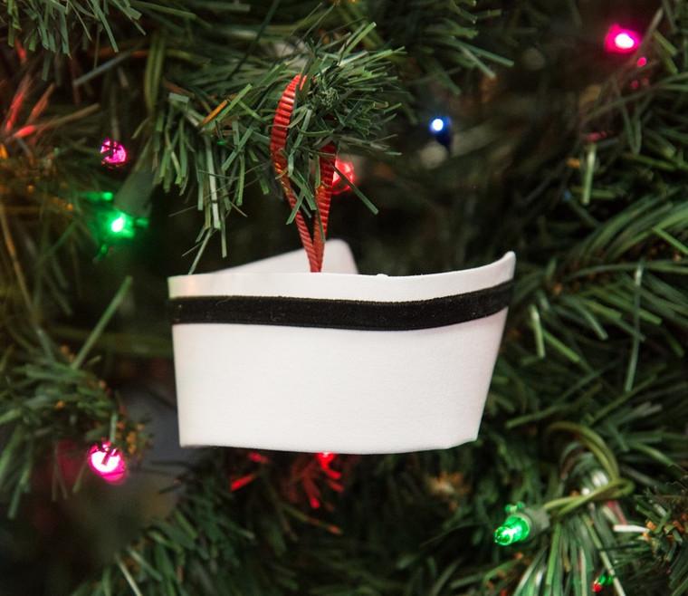 Nurse's Cap Tree Ornament