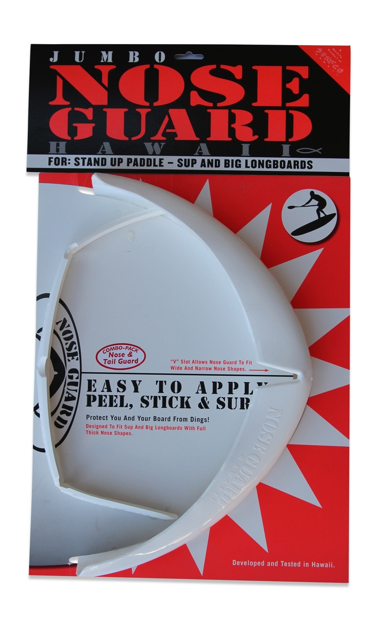 Jumbo Nose Guard and Tail Guard Combo Pack