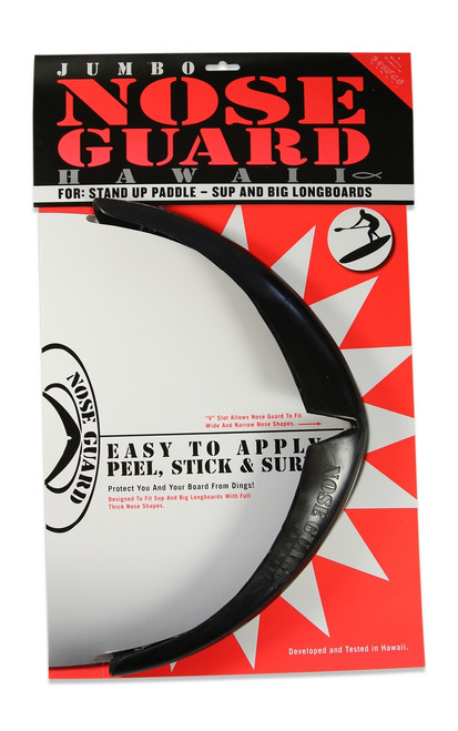 Jumbo Nose Guard for Stand Up Paddle (SUP) and Big Longboards