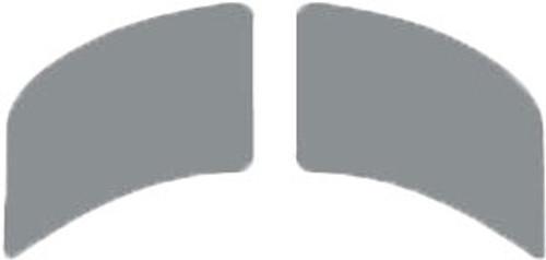 Wax Mat 1/2 Mid Panels