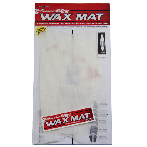 6' Short Board Wax Mat Kit