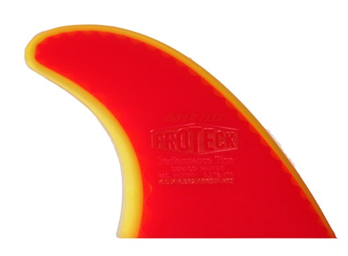 Super Flex Single Replacement Fin (FCS or Future)