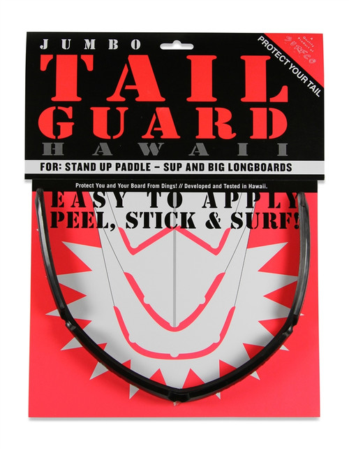 Jumbo Tail Guard for Stand Up Paddle (SUP) and Big Longboards