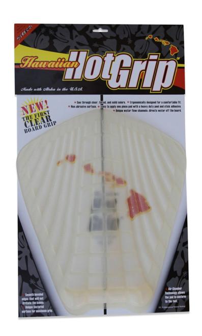 Hawaiian Hot Grip Traction Pad  - Clear