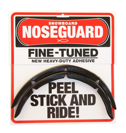 Snowboard Nose Guard TWIN KIT (Assorted Colors)