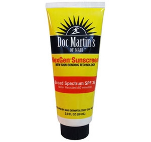 Doc Martin's of Maui Sunblock - NexGen Single