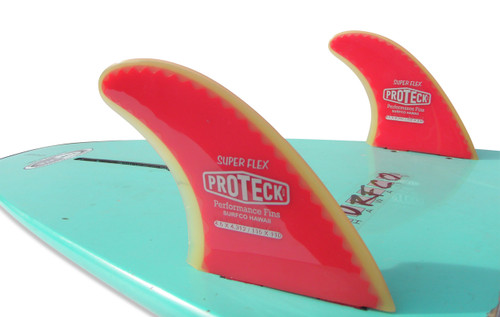 "4.50"" Super Flex Side Fins - FCS"